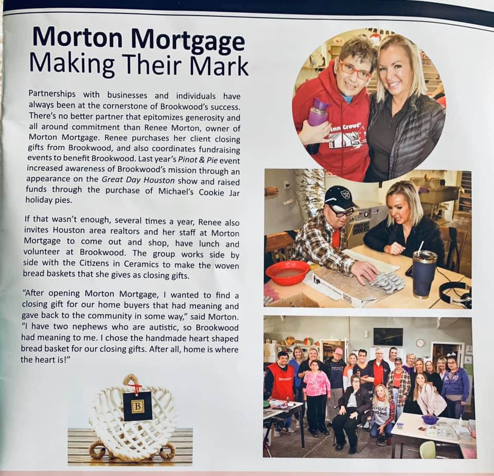 Morton Mortgage Making Their Mark